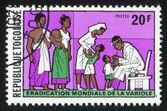 Impfung klinik — Stockfoto