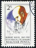 Robert koch — Foto Stock