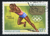 Coureur de jesse owens — Photo