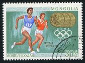 Runner Wilma Rudolph — Stock Photo