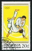 Judo — Stock Photo