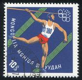 Athlet — Stockfoto