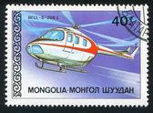 直升机 — 图库照片