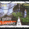Grotto of Lourdes - Stock fotografie