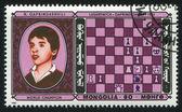 Chess Champion Gaprindashvili — Stock Photo
