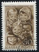 Niños sonrientes — Foto de Stock