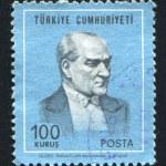Kemal Ataturk — Stock Photo #9383670