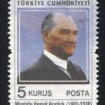 Kemal Ataturk — Stock Photo #9383740