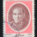 Kemal Ataturk — Stock Photo #9383745