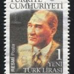 Kemal Ataturk — Stock Photo #9383770