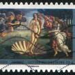 The birth of Venus - Stock Photo