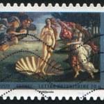 Постер, плакат: The birth of Venus