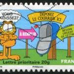 Garfield — Stock Photo