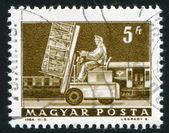 リフト トラック — ストック写真