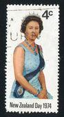 Queen Elizabeth II — Stock Photo