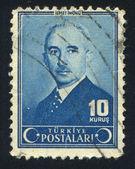 Mustafa ismet i̇nönü — Zdjęcie stockowe