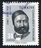 Ahmet Vifik Pasha — Stock Photo