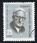 Huseyin Sadettin Arel — Stock Photo