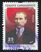 Kemal ataturk — Zdjęcie stockowe