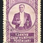 Kemal Ataturk — Stock Photo #9404956