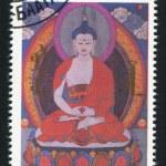 Постер, плакат: Buddhist Deity Chu Lha