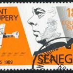 Постер, плакат: Antoine de Saint Exupery