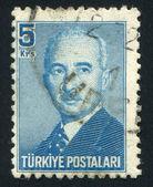 Mustafa Ismet Inonu — Stock Photo