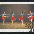 Mongolian ballet — Stock Photo #9639338