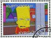 Simpsons — Zdjęcie stockowe