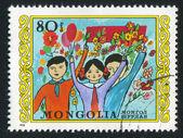 Mongolian — Stock Photo