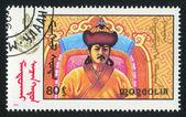 Mongolian Man — Stock Photo