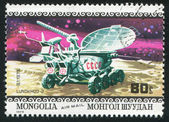 Soviet Lunokhod — Stock Photo