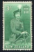 Visit of Queen Elizabeth II — Stock Photo