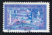 Atatürk-platz — Stockfoto