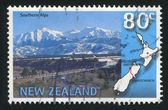 Southern Alps — Stock Photo