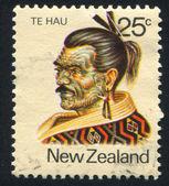 Capo maori te hau-todi filippo — Foto Stock