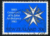 St John Ambulance Association Centenary — Stock Photo