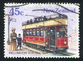 Wellington Electric — Stock Photo