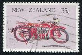 Motocicleta — Foto Stock
