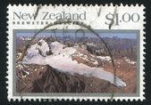 Brewster glacier — Stock Photo