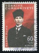 Kemal Ataturk — Stockfoto