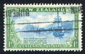 New Zealand ship — Stock Photo