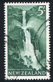 Sutherland falls — Photo