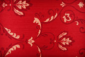 Red flower abstract background or texture — Stock Photo