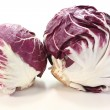 Two Radicchio — Stock Photo