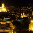 Night in Tbilisi — Stock Photo
