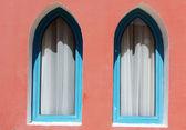Arabic architecture — Stock Photo