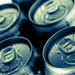 Beer cans — Stock Photo #9105765