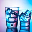 Two cocktails — Stock Photo #9983145