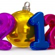 New year 2012 — Stock Photo #8272759